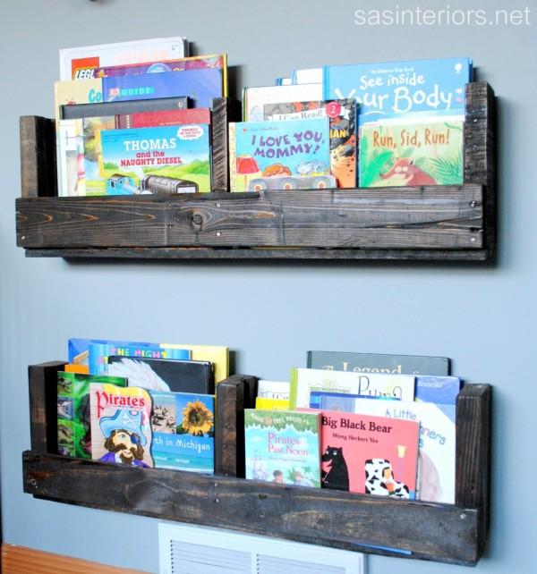 DIY Kids Pallet Furniture 2