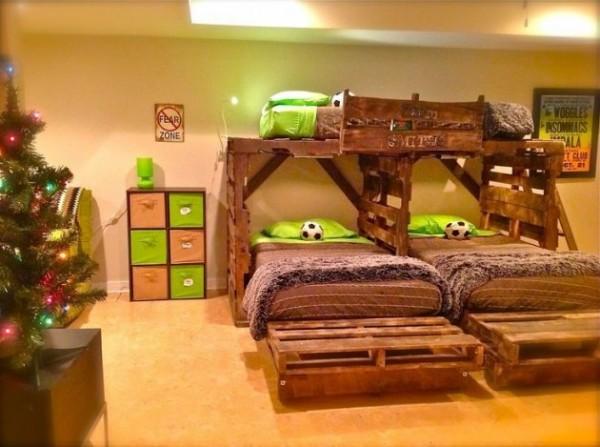 DIY Kids Pallet Furniture 20