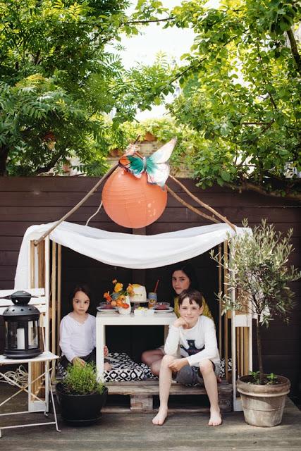DIY Kids Pallet Furniture 21