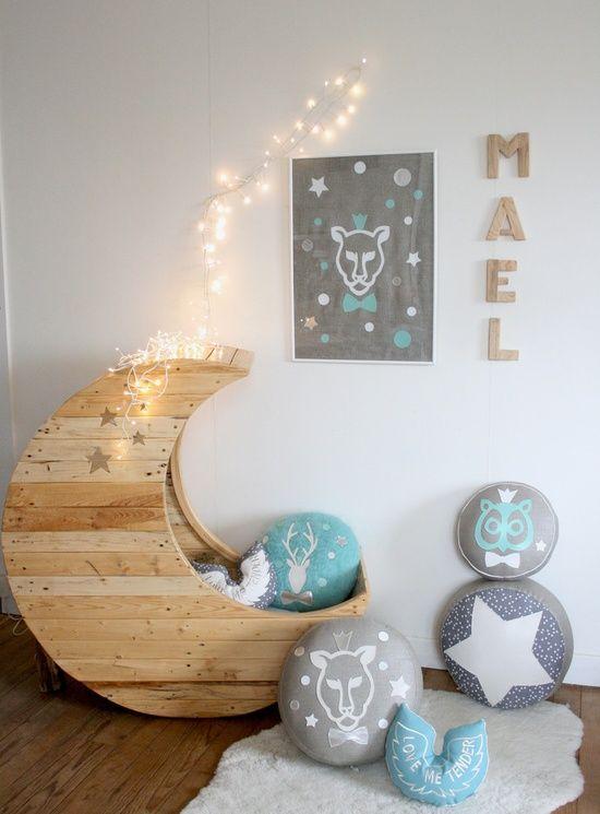 DIY Kids Pallet Furniture 3