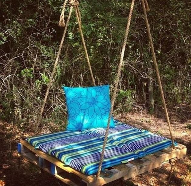 DIY Kids Pallet Furniture 6
