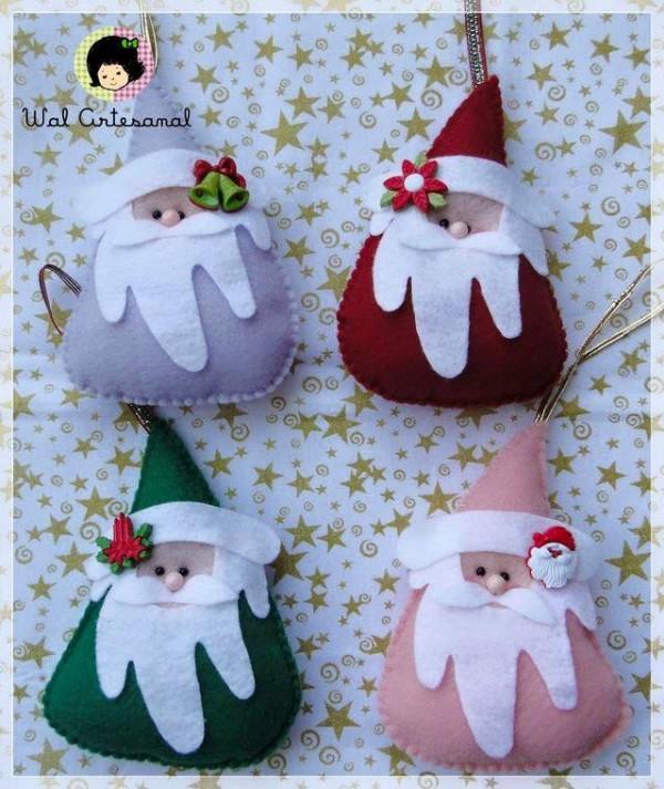DIY Santa Claus Sewing Patterns and Ideas1 e1449113494114