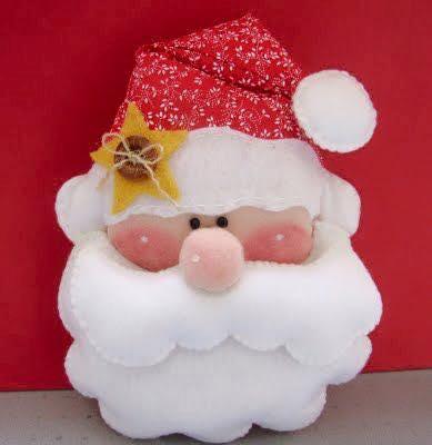 DIY Santa Claus Sewing Patterns and Ideas10