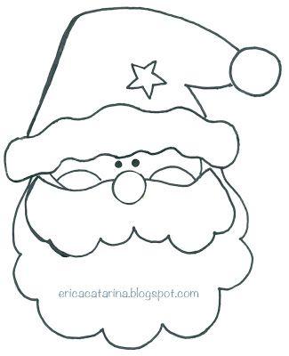 DIY Santa Claus Sewing Patterns and Ideas11