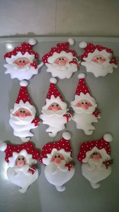 DIY Santa Claus Sewing Patterns and Ideas12