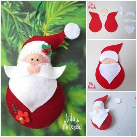 DIY Santa Claus Sewing Patterns and Ideas13 0 e1449113968813