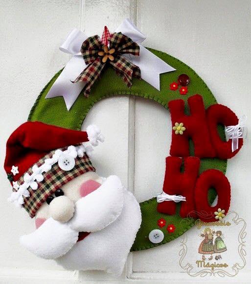 DIY Santa Claus Sewing Patterns and Ideas15