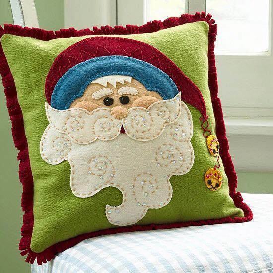 DIY Santa Claus Sewing Patterns and Ideas19