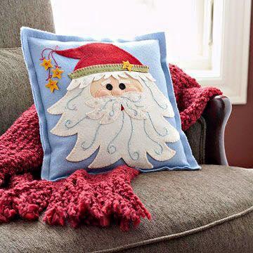 DIY Santa Claus Sewing Patterns and Ideas5
