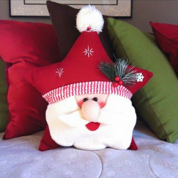DIY Santa Claus Sewing Patterns and Ideas6 e1449113104812