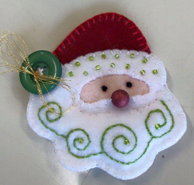 DIY Santa Claus Sewing Patterns and Ideas7
