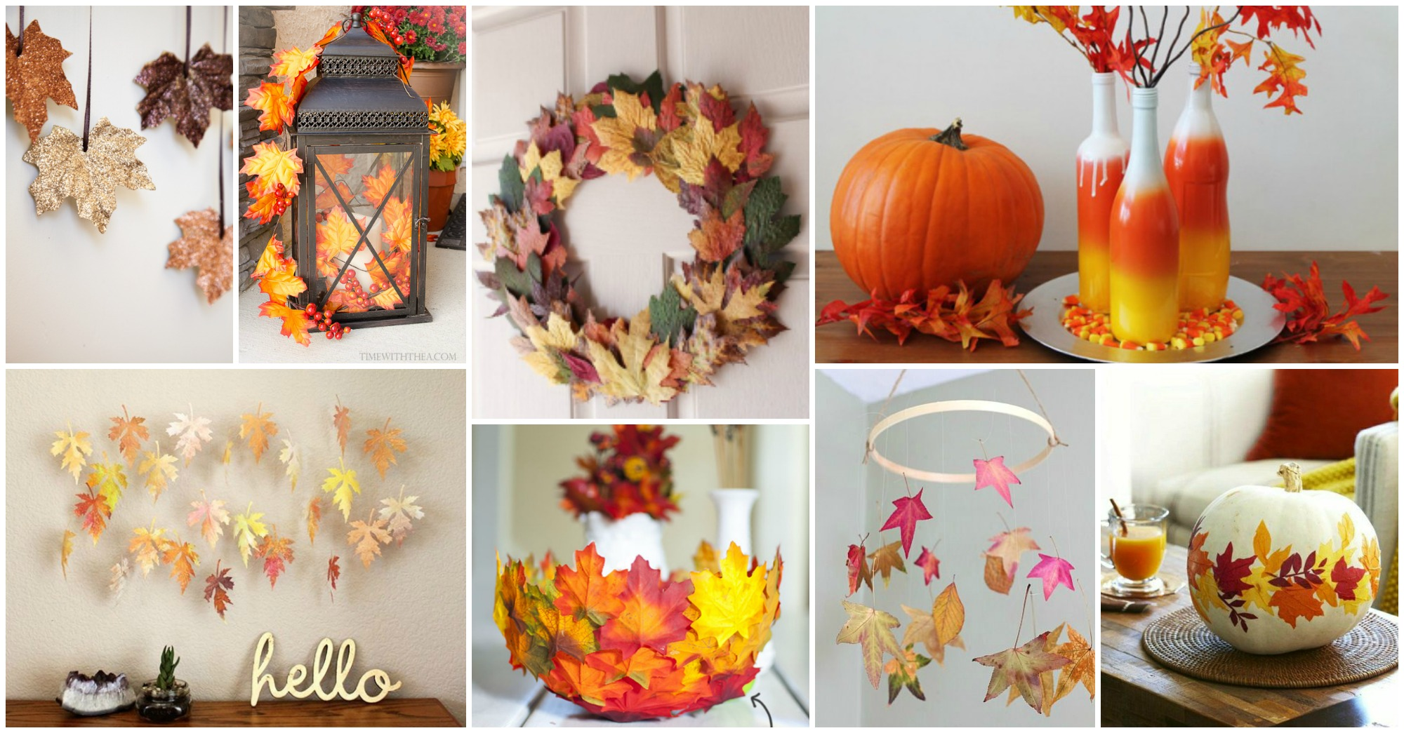 12 Amazing Fall Leaves Craft