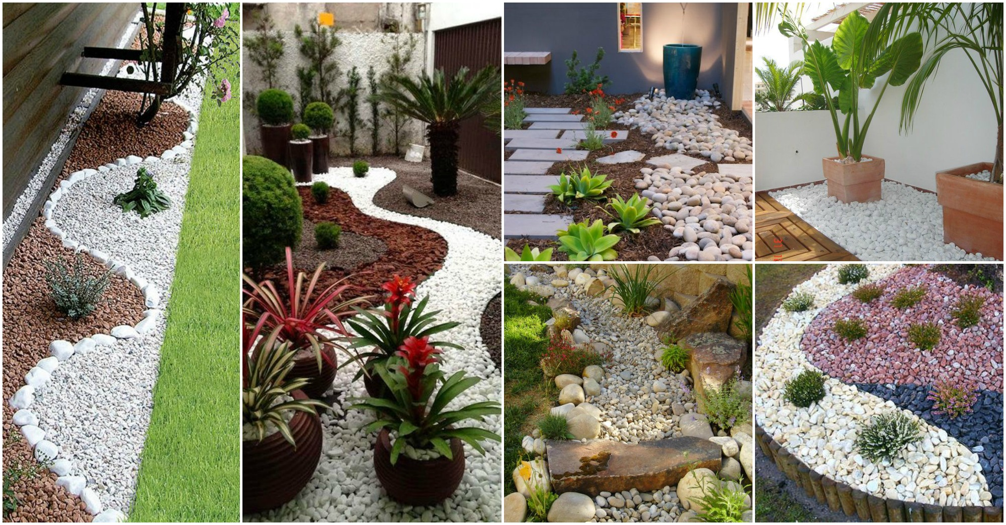20 great diy garden pathway ideas for Planos de jardines pequenos
