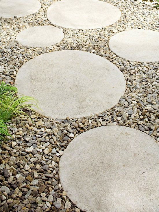 Decorative Stepping Stones 14
