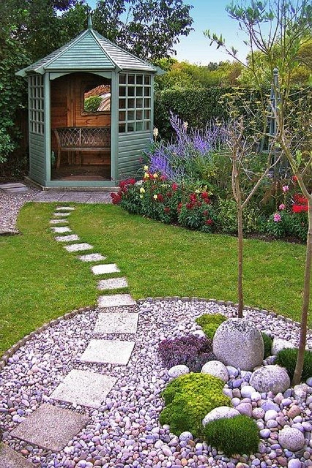 Decorative Stepping Stones 3
