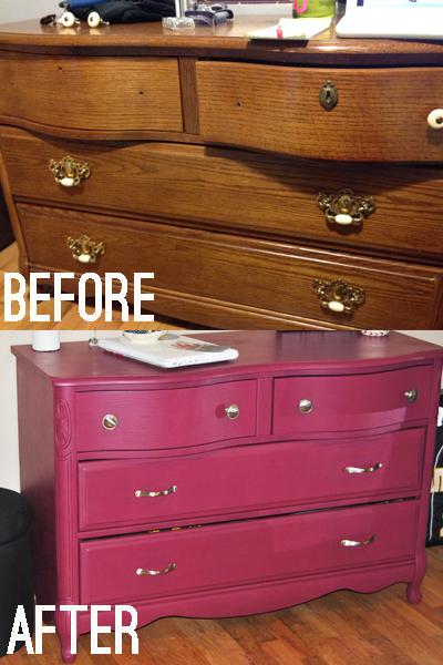 Dresser Makeovers 13