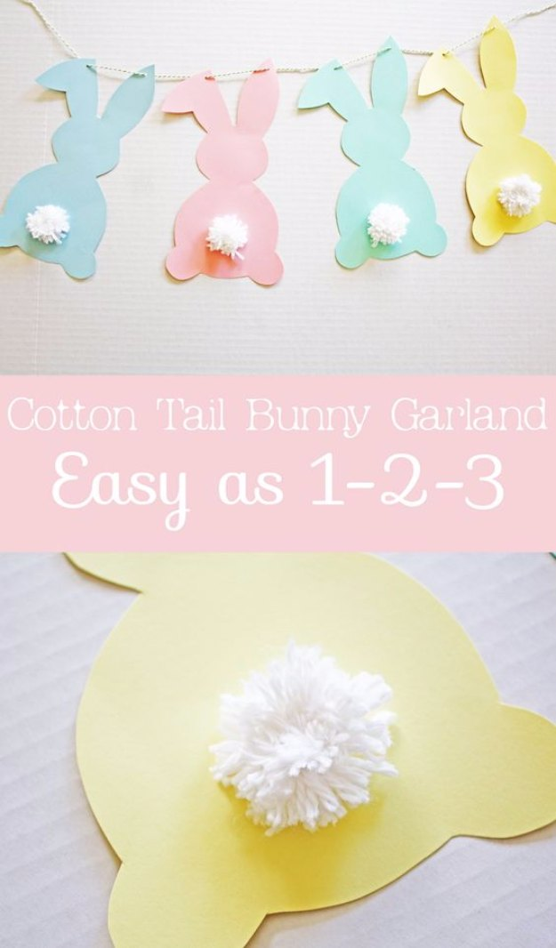 20+ DIY Easter Decorations