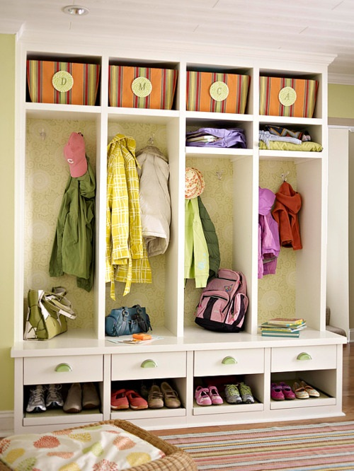 Awesome Creative Ideas to Organize your Entryway
