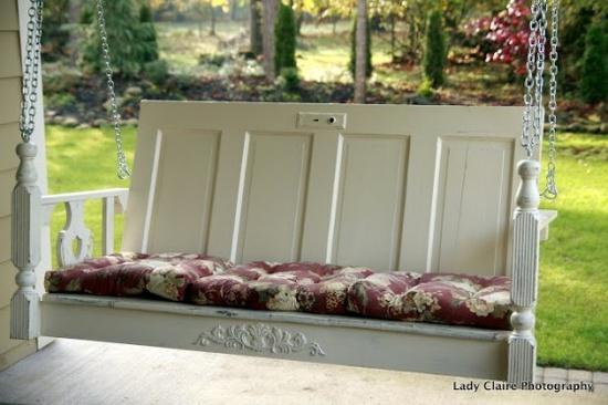 Fabulous DIY Patio and Garden Swings17