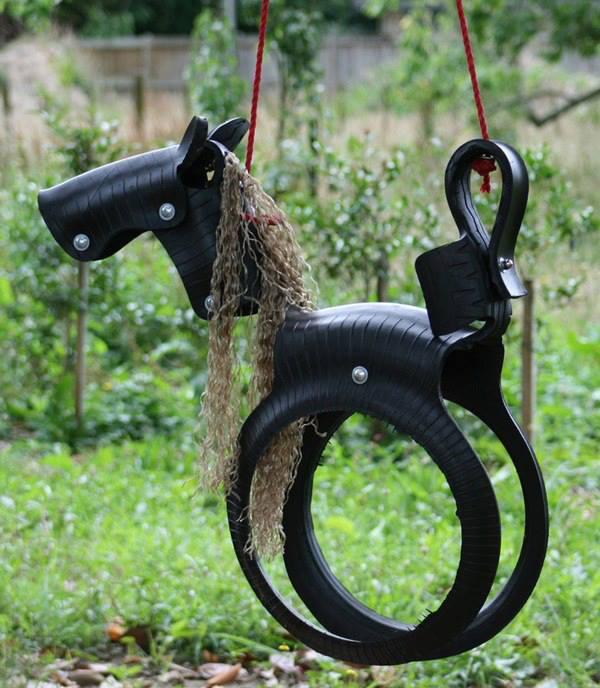 Fabulous DIY Patio and Garden Swings22