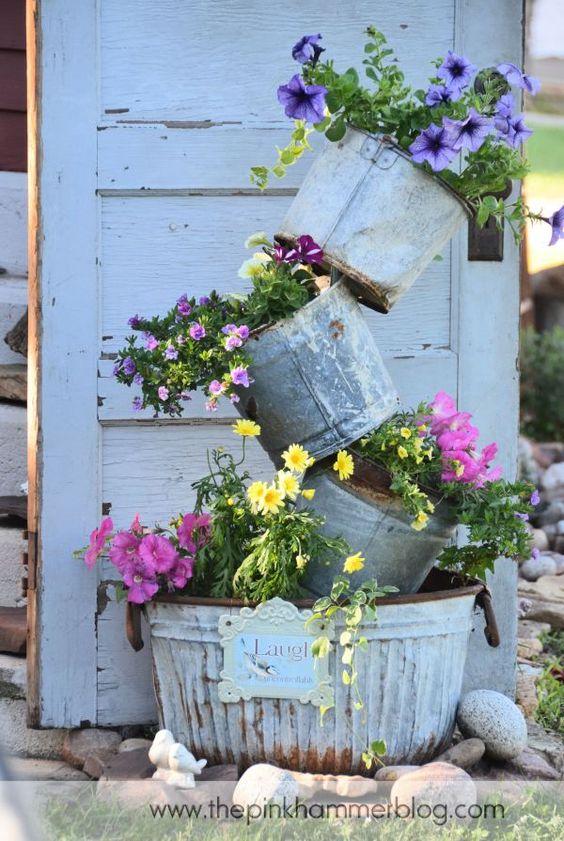 Flower Planters 12