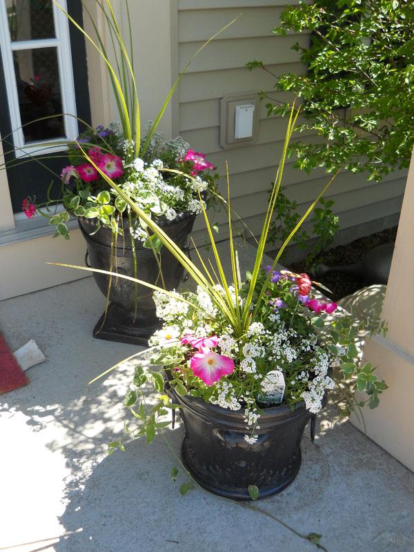 Front Door Flower Decorations 12
