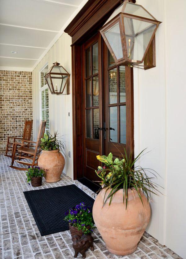 Front Door Flower Decorations 6