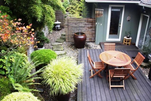 Garden Decorating Ideas for Small Gardens