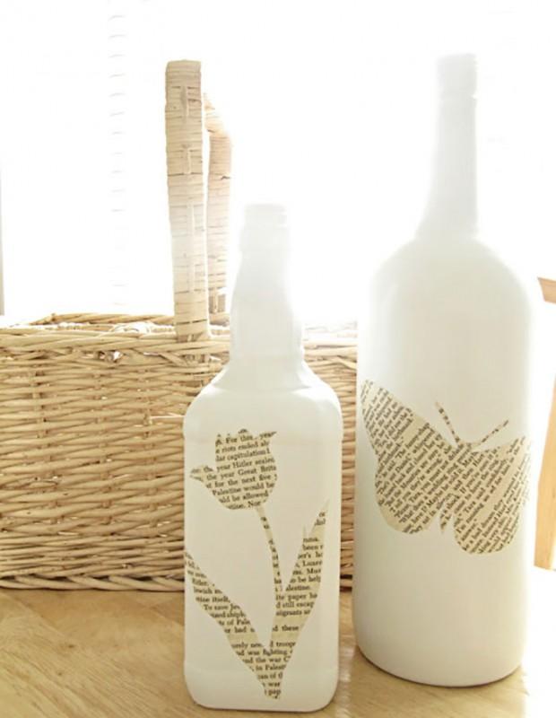 Glass Bottle Art 1