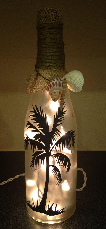 Glass Bottle Art 10