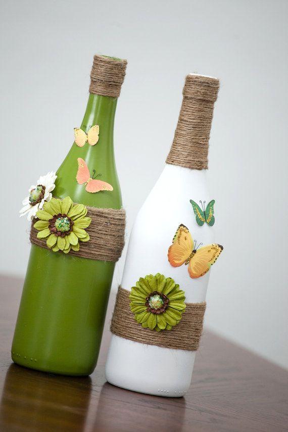 Glass Bottle Art 11