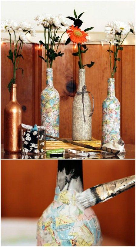 Glass Bottle Art 15