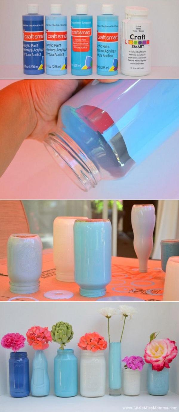 Glass Bottle Art 17