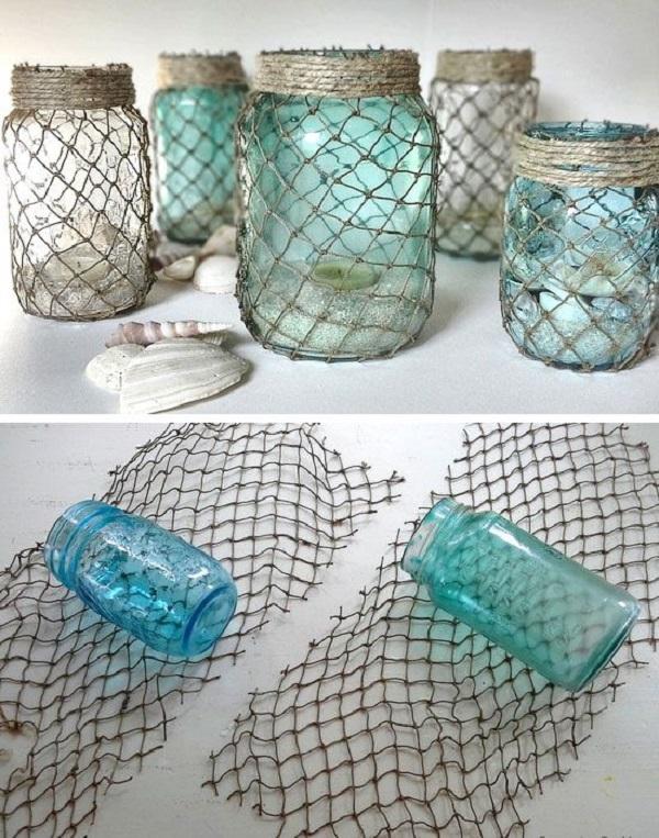 Glass Bottle Art 20