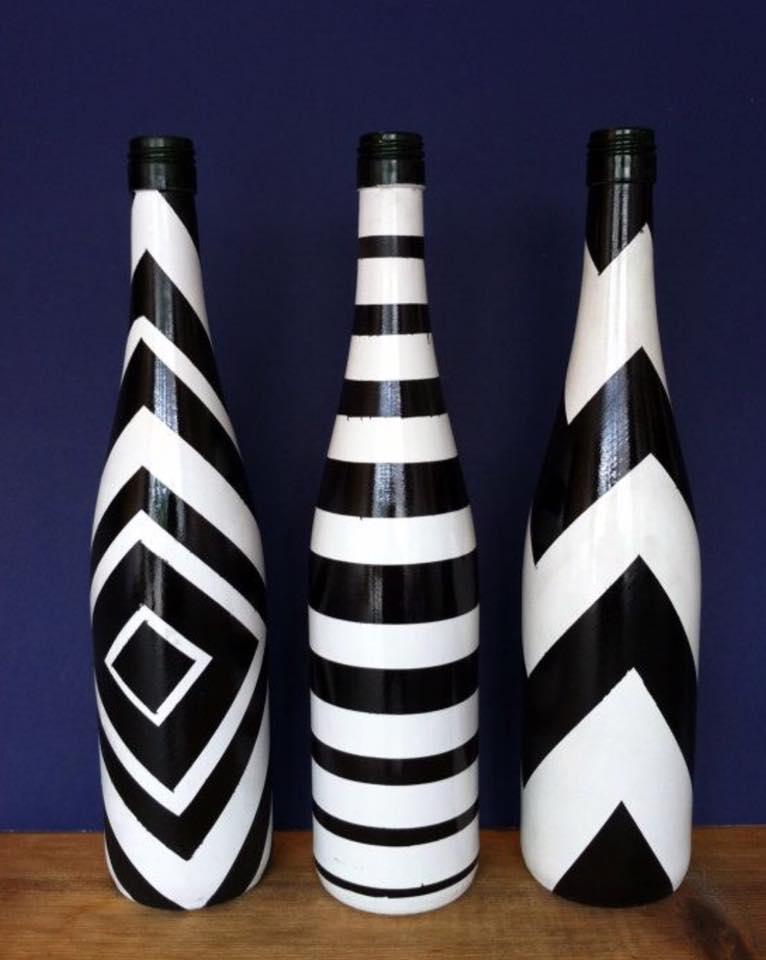 Glass Bottle Art 4