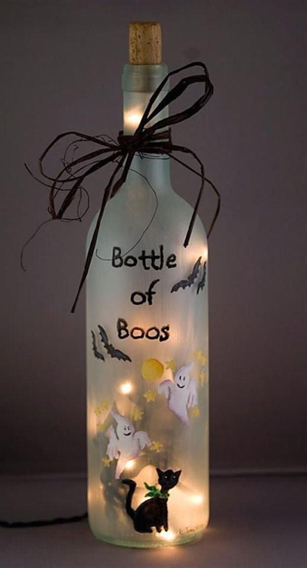 Glass Bottle Art 6