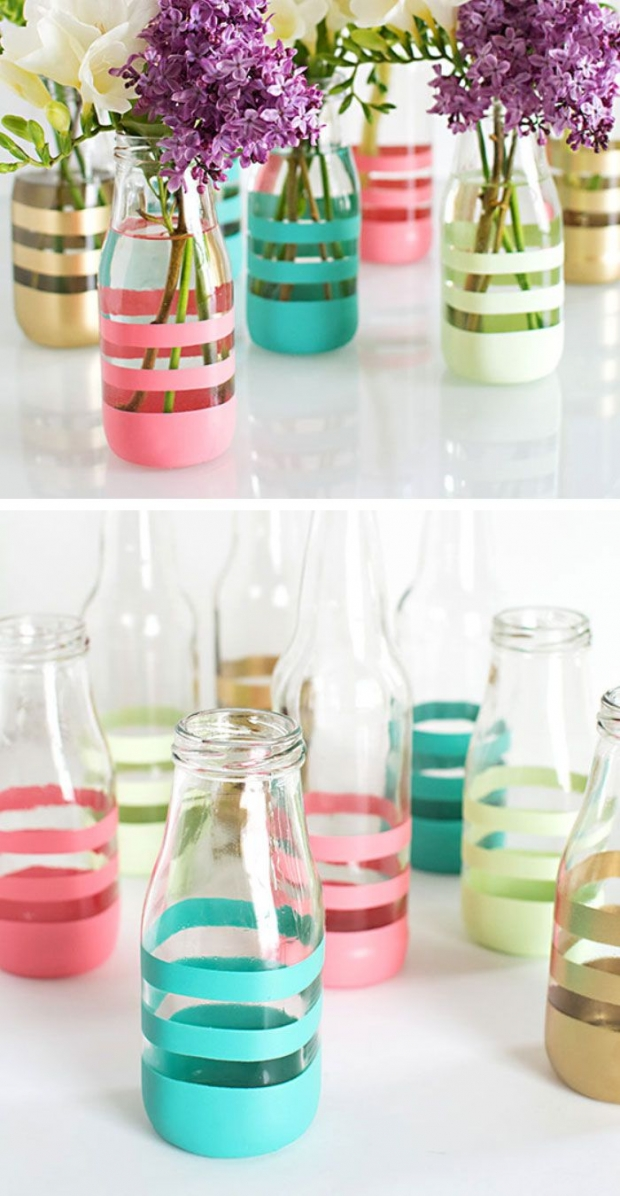Glass Bottle Art 9