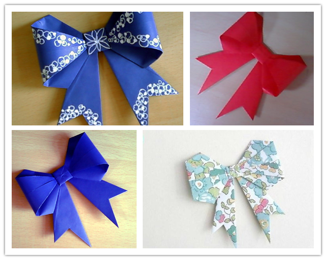 Origami Bow | Make | :512x642