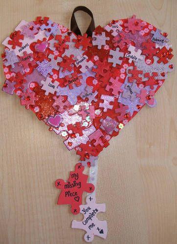 Jigsaw Puzzle Decor 10