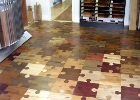 Jigsaw Puzzle Decor 3