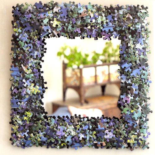 Jigsaw Puzzle Decor 5
