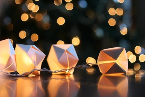 Make a Decorative String of Lights