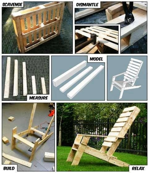20  Fabulous DIY Outdoor Pallet Furniture Ideas and Tutorials. Fabulous DIY Outdoor Pallet Furniture Ideas and Tutorials