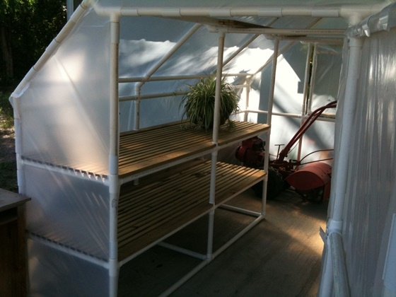 PVC Gardening Ideas and Projects PVC Green House