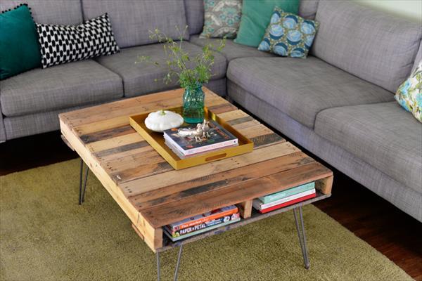 Pallet Furniture Ideas 1