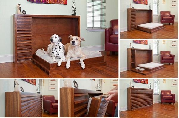 30+ Brilliant Pet Bed DIY Ideas