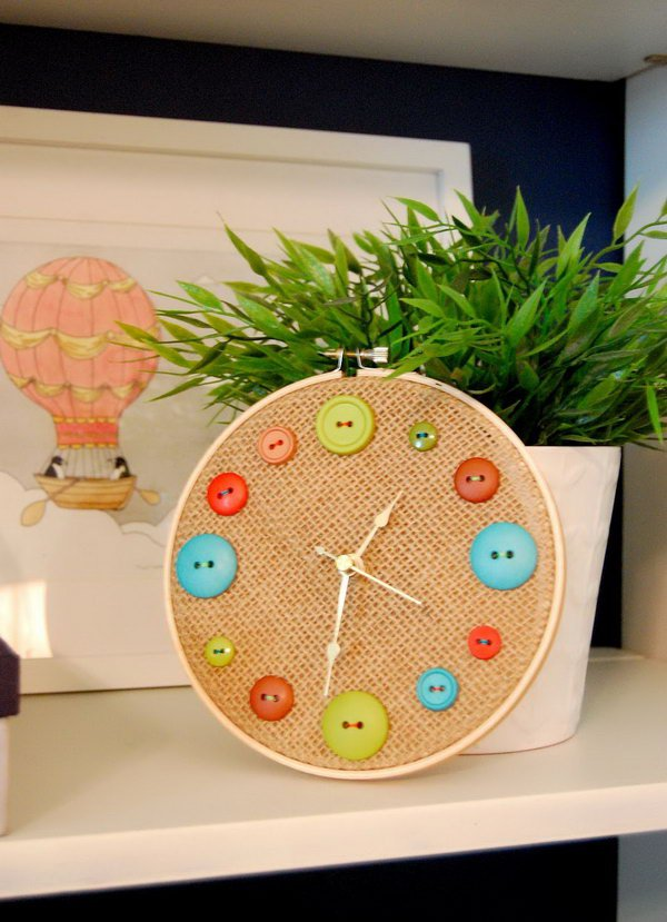 Repurpose Old Buttons 1