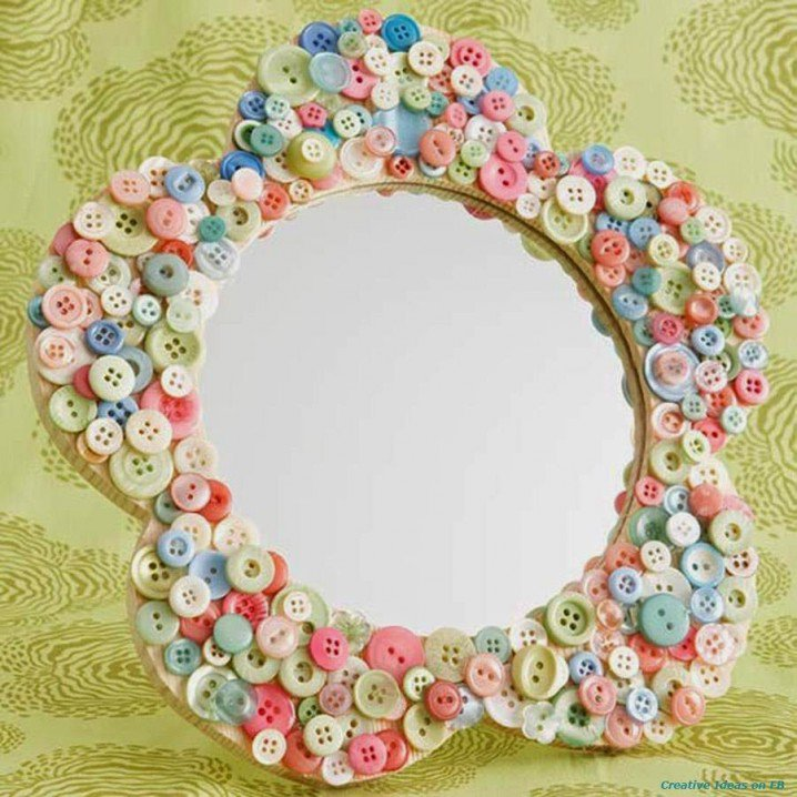 Repurpose Old Buttons 11