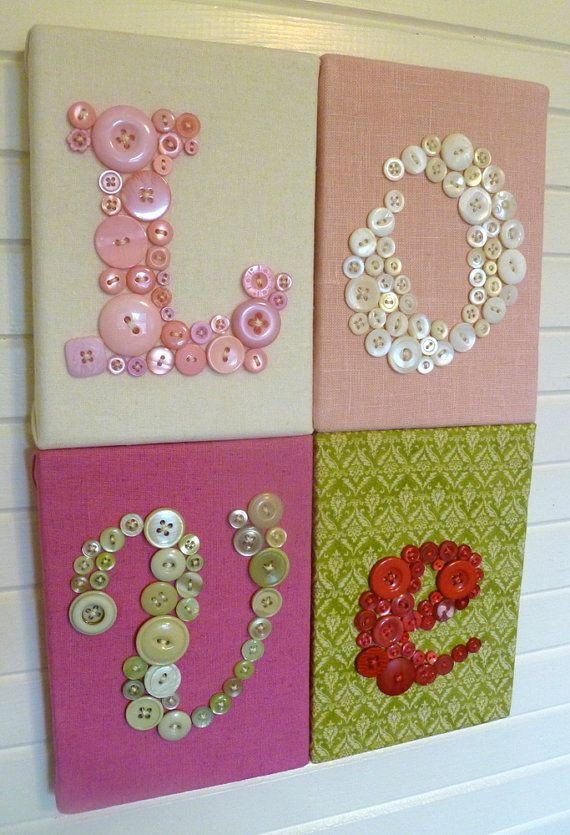 Repurpose Old Buttons 3