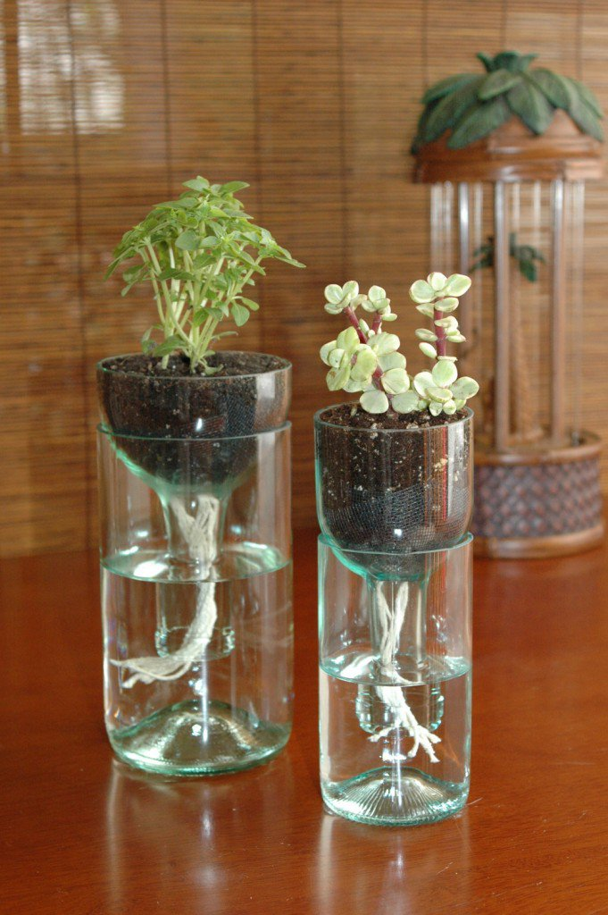 How To Repurpose Wine Bottles And Glasses In An Amazing Way